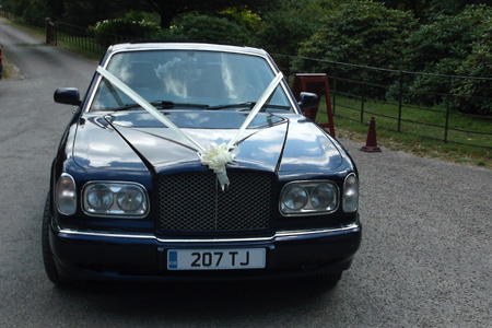 TJ's wedding cars Newquay